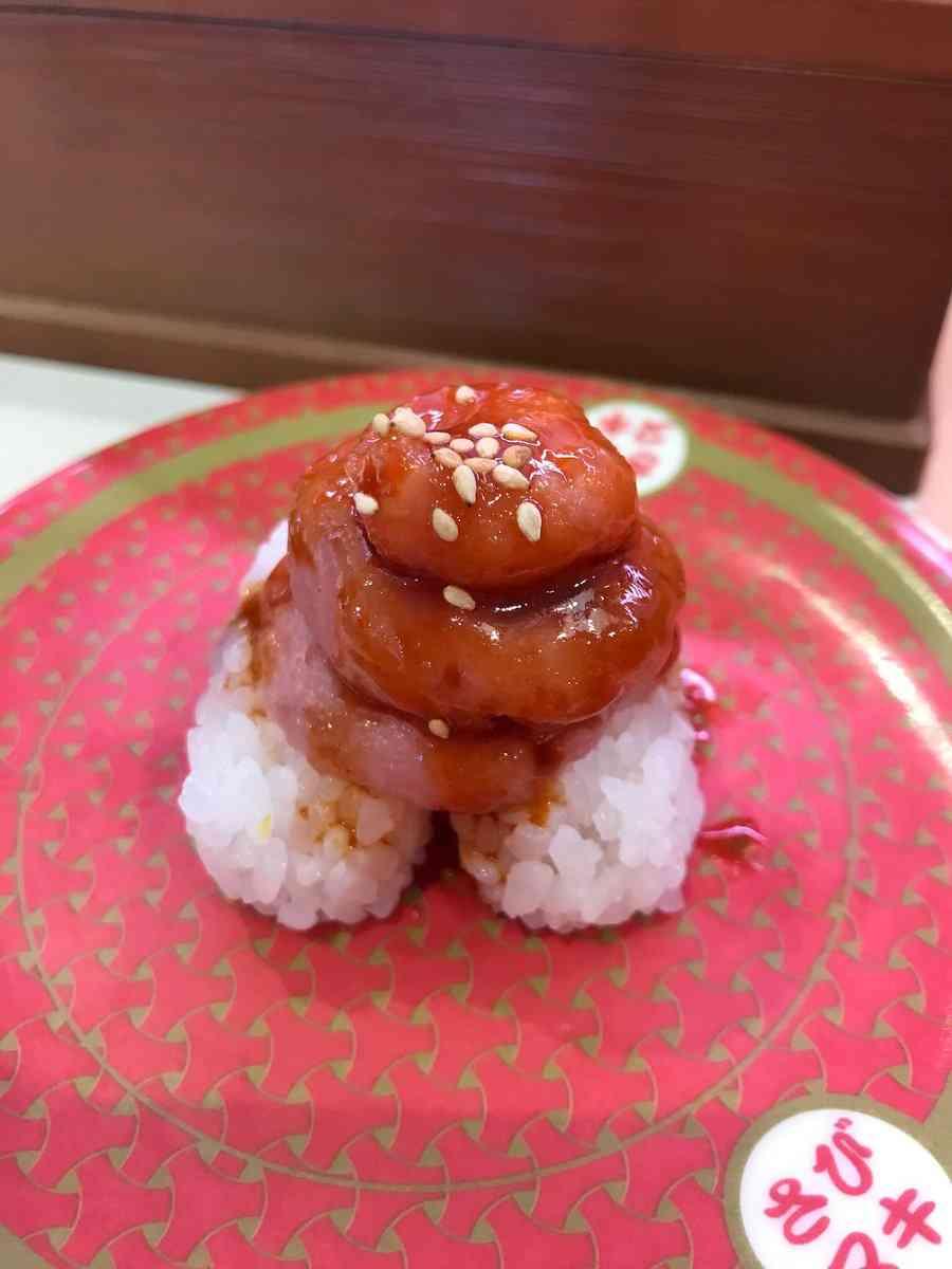 回転寿司のネギトロが「アレにしか見えない」 衝撃「盛り付け」にネット大爆笑