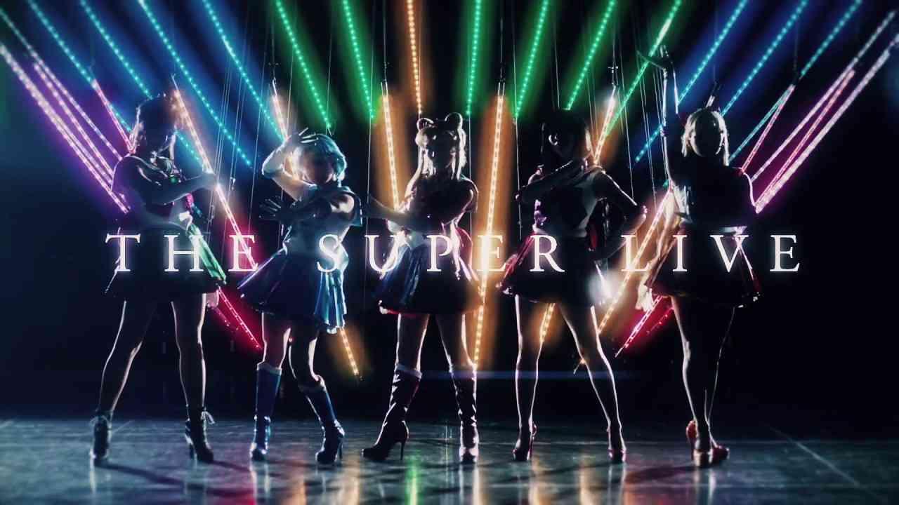 """Pretty Guardian Sailor Moon"" The Super Live スポット映像 - YouTube"