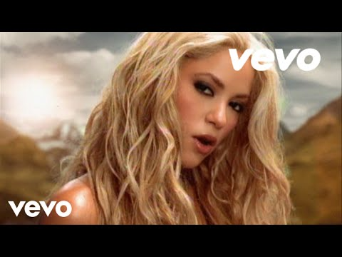 Shakira - Whenever, Wherever (Video) - YouTube