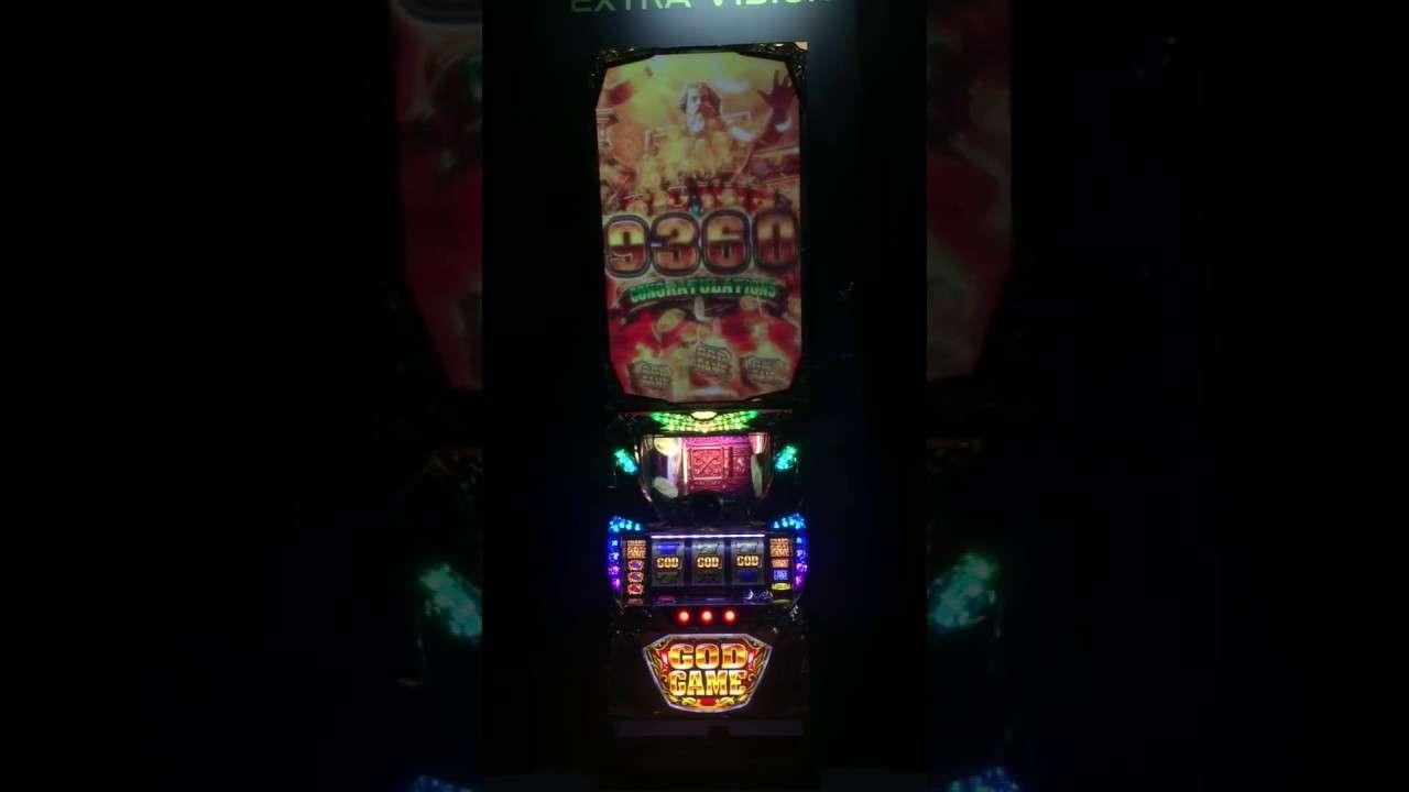 【最新!】カジノ用のGODがやばいwwユニバーサルエンターテインメント - YouTube