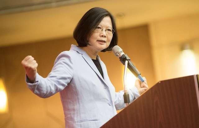 台湾・蔡総統「豪雨に遭われた日本の皆様にお見舞い申し上げます。支援を行う用意があります」