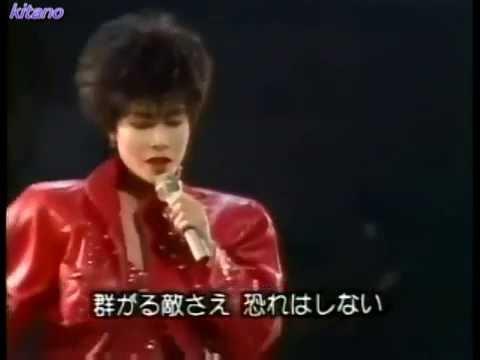 ヒーロー/小柳ルミ子 -1987年紅白(賢也はまだ居ない?)