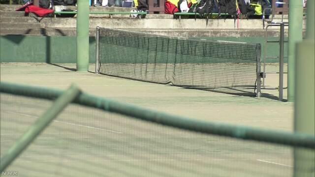 中学生のテニス大会で29人が熱中症疑い 宮崎   NHKニュース