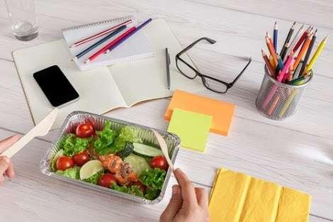 (お昼休み) 職場にお弁当など持って行っていますか?