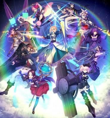 【祝!三周年】Fate/Grand Orderやってる人!