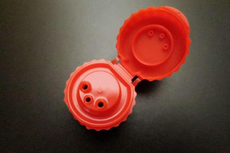 キユーピー:マヨネーズのキャップを「三つ穴」に - 毎日新聞