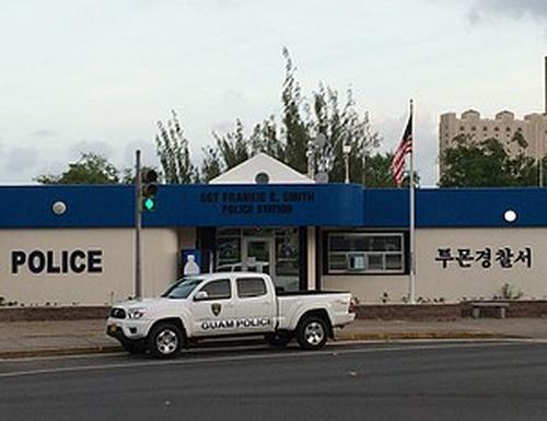 日本が寄贈したグアムの交番に現地韓国人がハングルの看板を掲げる - ライブドアニュース