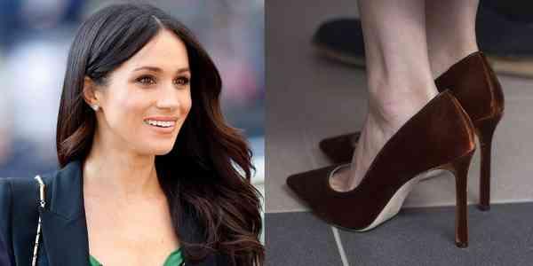 メーガン妃がいつもビッグサイズの靴を履いている理由|ハーパーズ バザー(Harper's BAZAAR)