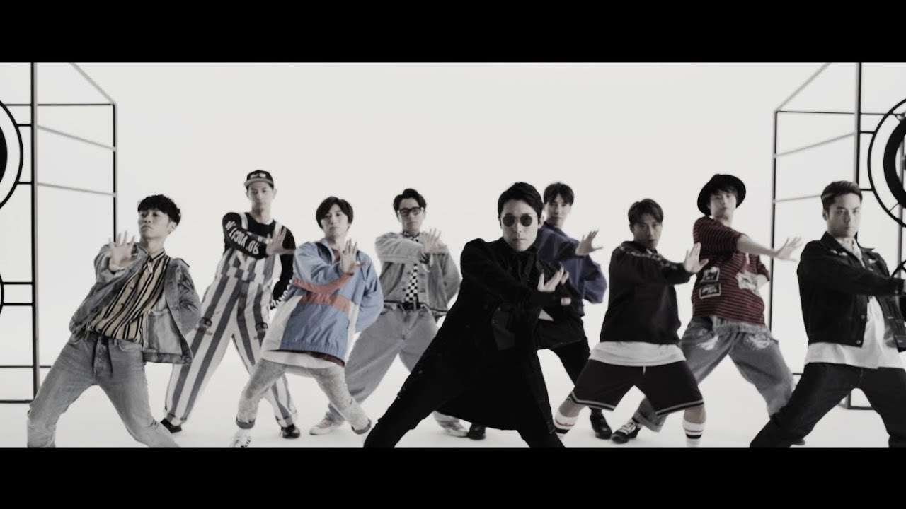 【MV】Stepping on the fire (feat. w-inds.) / RADIOFISH - YouTube