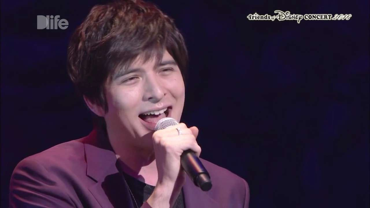 Go the Distance - Yu Shirota - YouTube