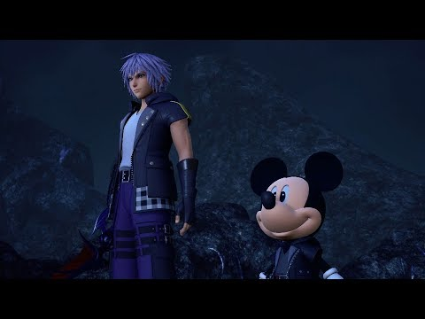 【KINGDOM HEARTS III】 テーマソング発表記念Trailer - YouTube