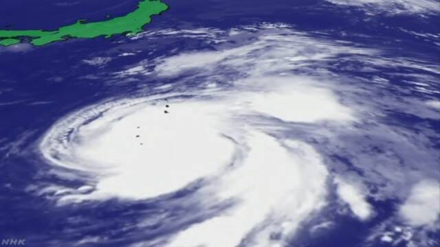 台風12号 雨や風 警戒すべき点は | NHKニュース