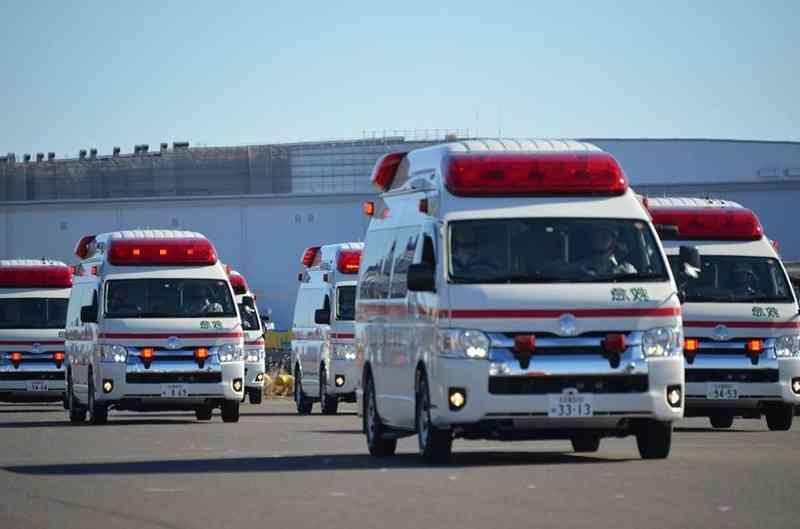 「水を買うため救急車でコンビニ寄ります」 猛暑で救急出動急増の名古屋市消防局、市民に理解求める |BIGLOBEニュース
