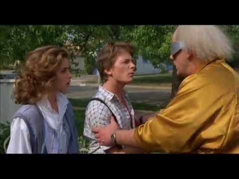Back to the Future - The Power of Love (Huey Lewis and the News) - YouTube