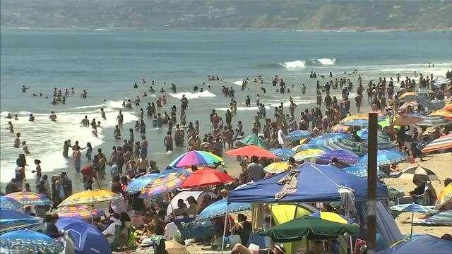 暑いのは日本だけじゃなかった...「北半球で異常気象」(フジテレビ系(FNN)) - Yahoo!ニュース