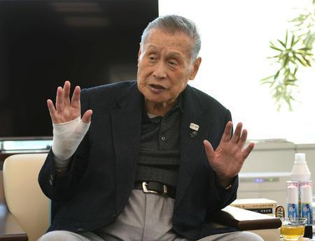 森喜朗会長が語る、この猛暑が東京五輪成功のカギに(日刊スポーツ) - Yahoo!ニュース