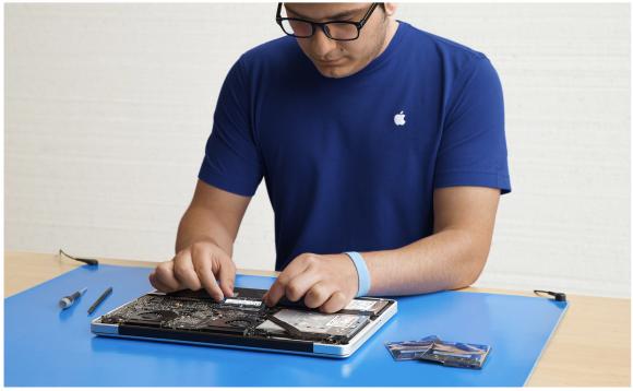 Apple西日本豪雨で壊れたApple製品の無償修理を発表