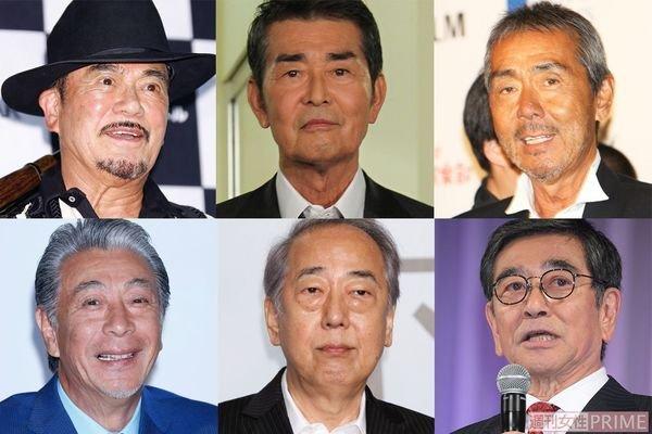 20〜30代女性が選ぶ「抱かれたいお年寄り」3位高田純次、2位北大路欣也、1位は?