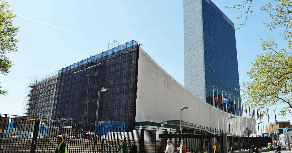 国連「かつてない現金不足」 分担金81カ国が未払い: 日本経済新聞