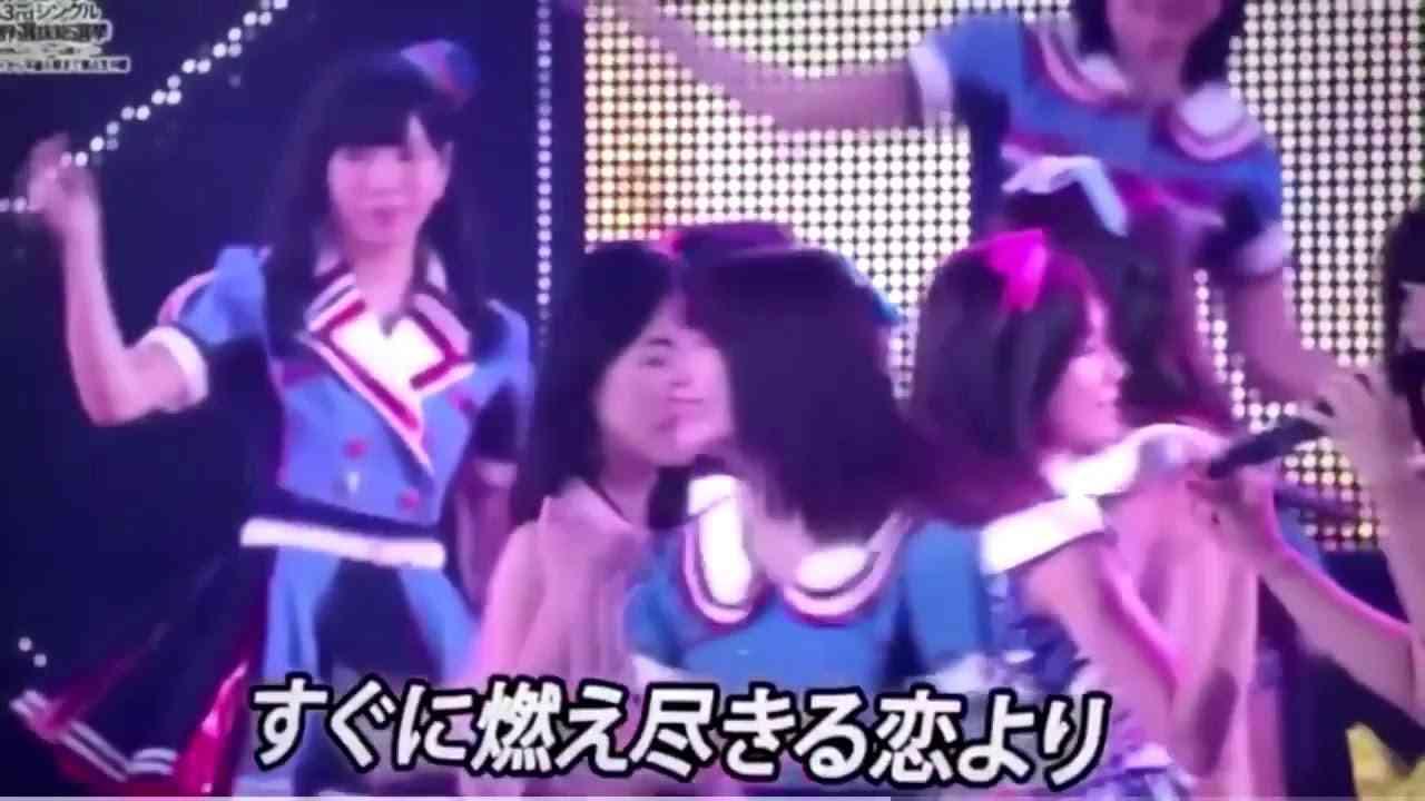 【恐怖】松井珠理奈がメンバーに何かを言う - YouTube