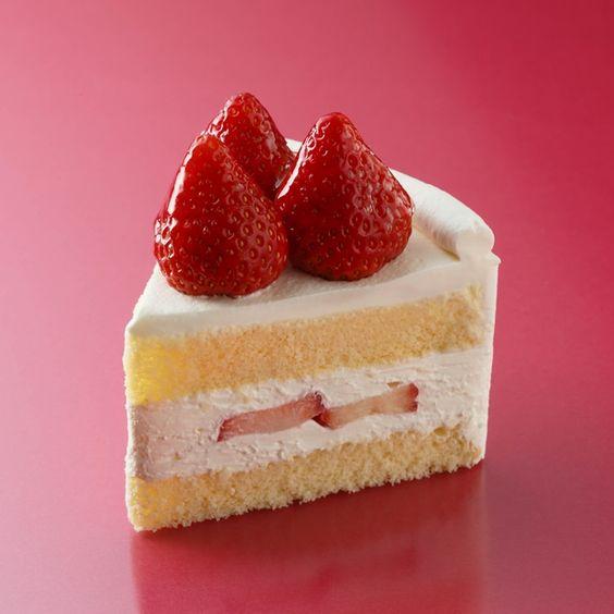 ショートケーキが好きな人!