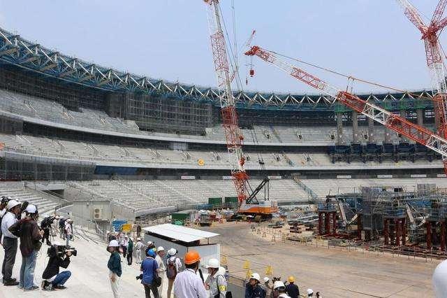 暑すぎると指摘される新国立競技場 対策は「打ち水」との噂に不安 - ライブドアニュース