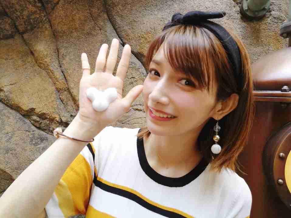 後藤真希さんはInstagramを利用しています:「娘と東京ディズニーシーへ行ってきました!このミッキーシェイプの泡、すごく可愛いでしょ♡パークの中にあって娘も楽しそうに手を洗ってました笑 #花王  #きれいの魔法  #ハンドウォッシングエリア  #ミステリアスアイランド #子どもと手洗い #楽しく手洗い #東京ディズニーシー…」