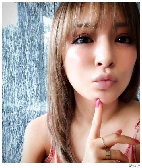 浜崎あゆみ、透明感溢れる美肌に注目集まる「美しすぎる」「羨ましい」と絶賛の声 - モデルプレス