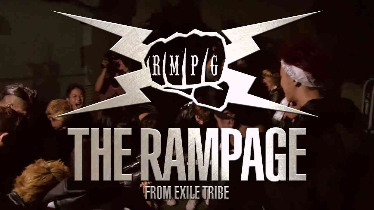 THE RAMPAGE from EXILE TRIBE / 1st Album「THE RAMPAGE」-Teaser- - YouTube