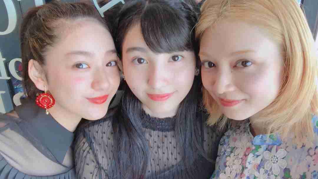 平愛梨、妹・平祐奈&姪っ子との3ショット公開「美人家系」「全員似てる」と注目集まる