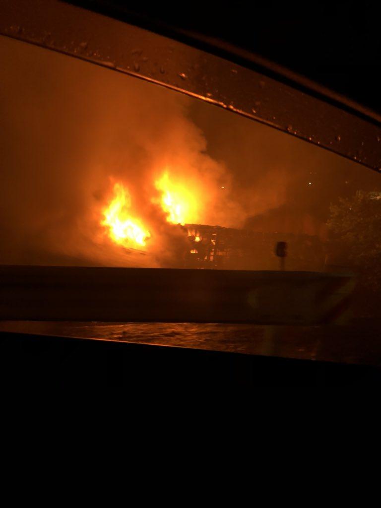 <岡山・総社市>工場で「爆発音」 ガラス割れ、けが人複数