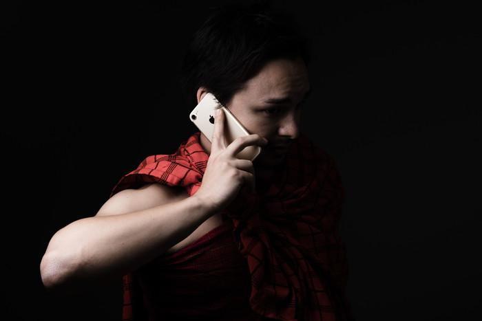 非通知でかかってきた電話