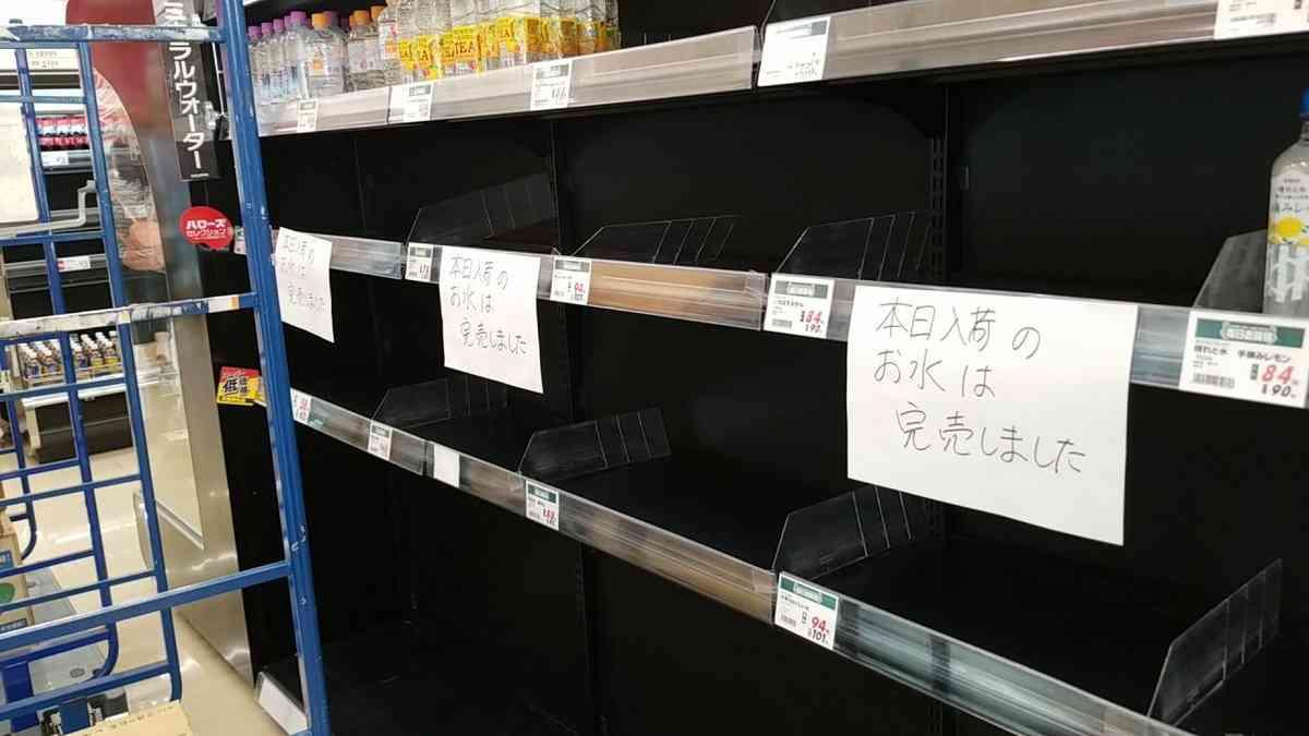 西日本の豪雨がコンビニやスーパーに影響 1週間以上営業停止の恐れも