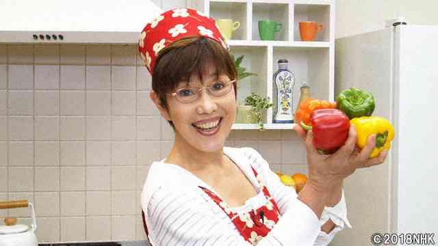 お料理怪獣・平野レミ、生放送で69分14品調理に挑戦 | マイナビニュース
