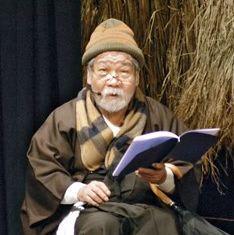 俳優・常田富士男さん死去 「まんが日本昔ばなし」 - 熊本日日新聞