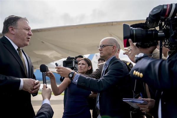 【激動・朝鮮半島】ポンペオ米国務長官の平壌出発報道 北朝鮮メディア詳細伝えず - 産経ニュース