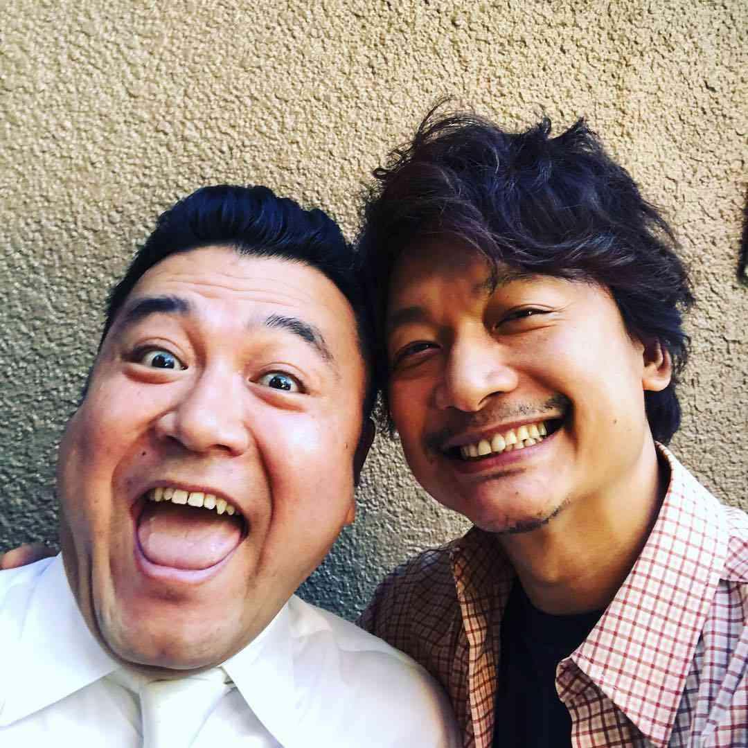 香取慎吾&山崎弘也、久々の2ショットにファン歓喜「キターーー」「このコンビ最高!」