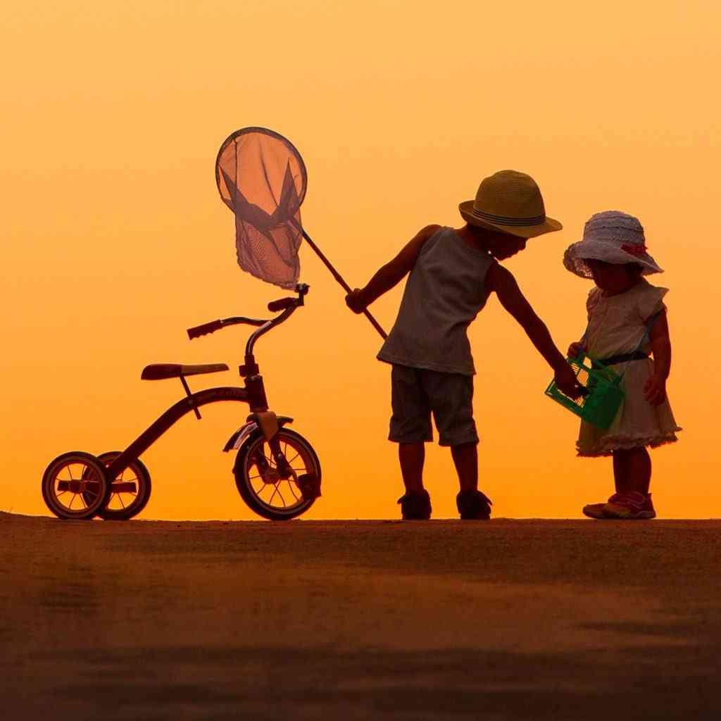 子供の頃の夏休みっぽい画像を貼ろう
