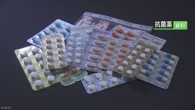 かぜに効かない抗菌薬 6割超の医師が処方 | NHKニュース