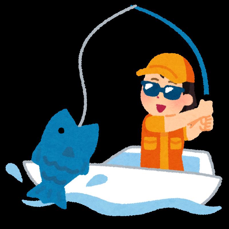 【釣りガール】釣りをやっている方、興味がある方集合!