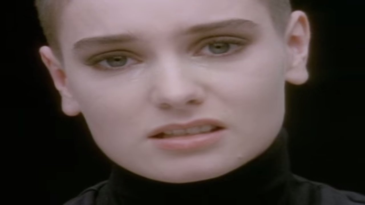 Sinéad O'Connor - Nothing Compares 2U [Official Music Video] - YouTube