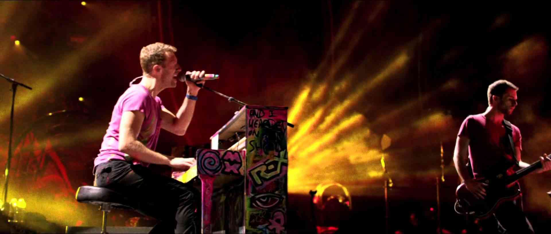 Coldplay - Fix You [Live 2012] - YouTube