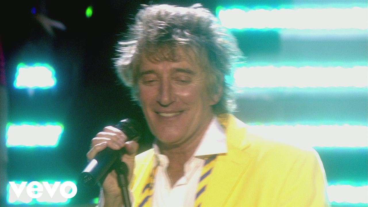 Rod Stewart - Sailing (from One Night Only! Rod Stewart Live at Royal Albert Hall) - YouTube