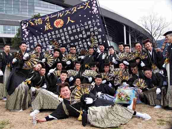 【画像】北九州市の成人式が今年もすごい