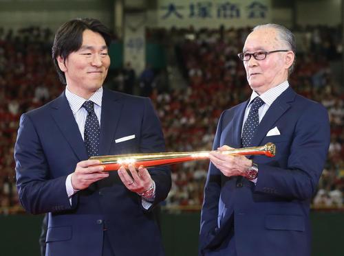 長嶋茂雄氏が入院、7月初旬に胆石見つかり治療継続 - プロ野球 : 日刊スポーツ