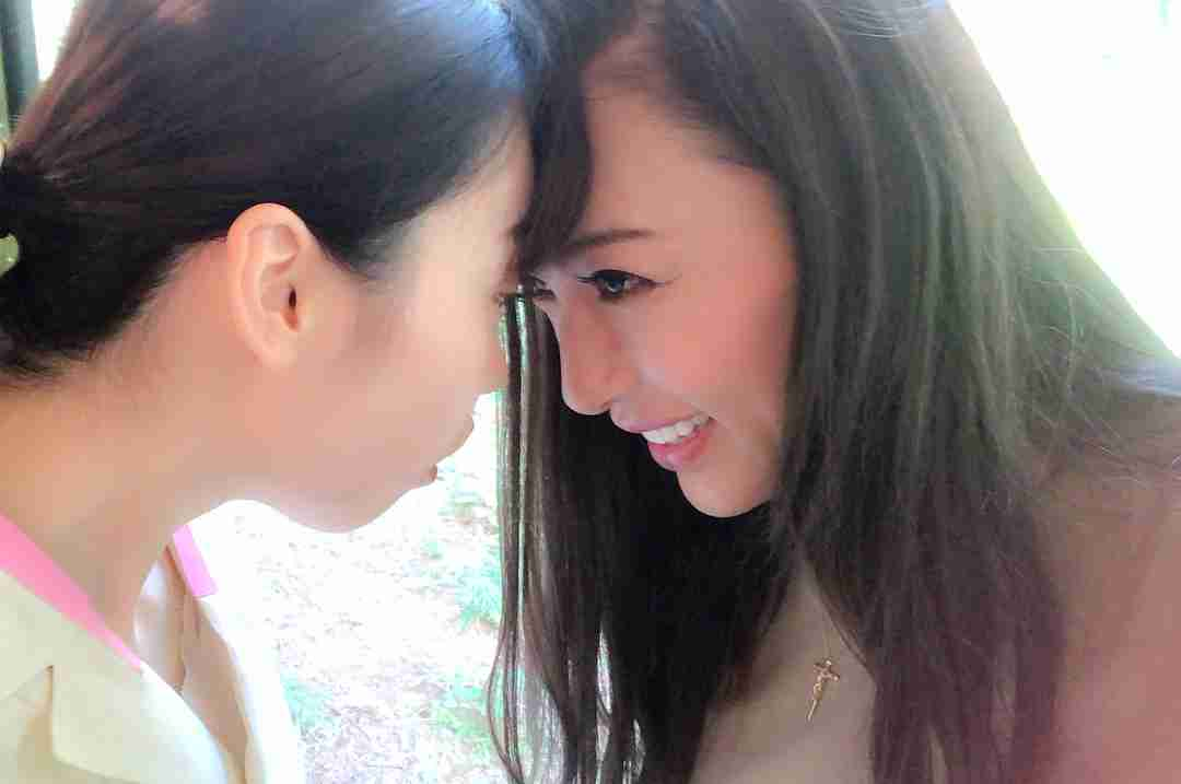 GENKING&島崎遥香の密着2ショットに「可愛すぎ」「癒やされる」と反響