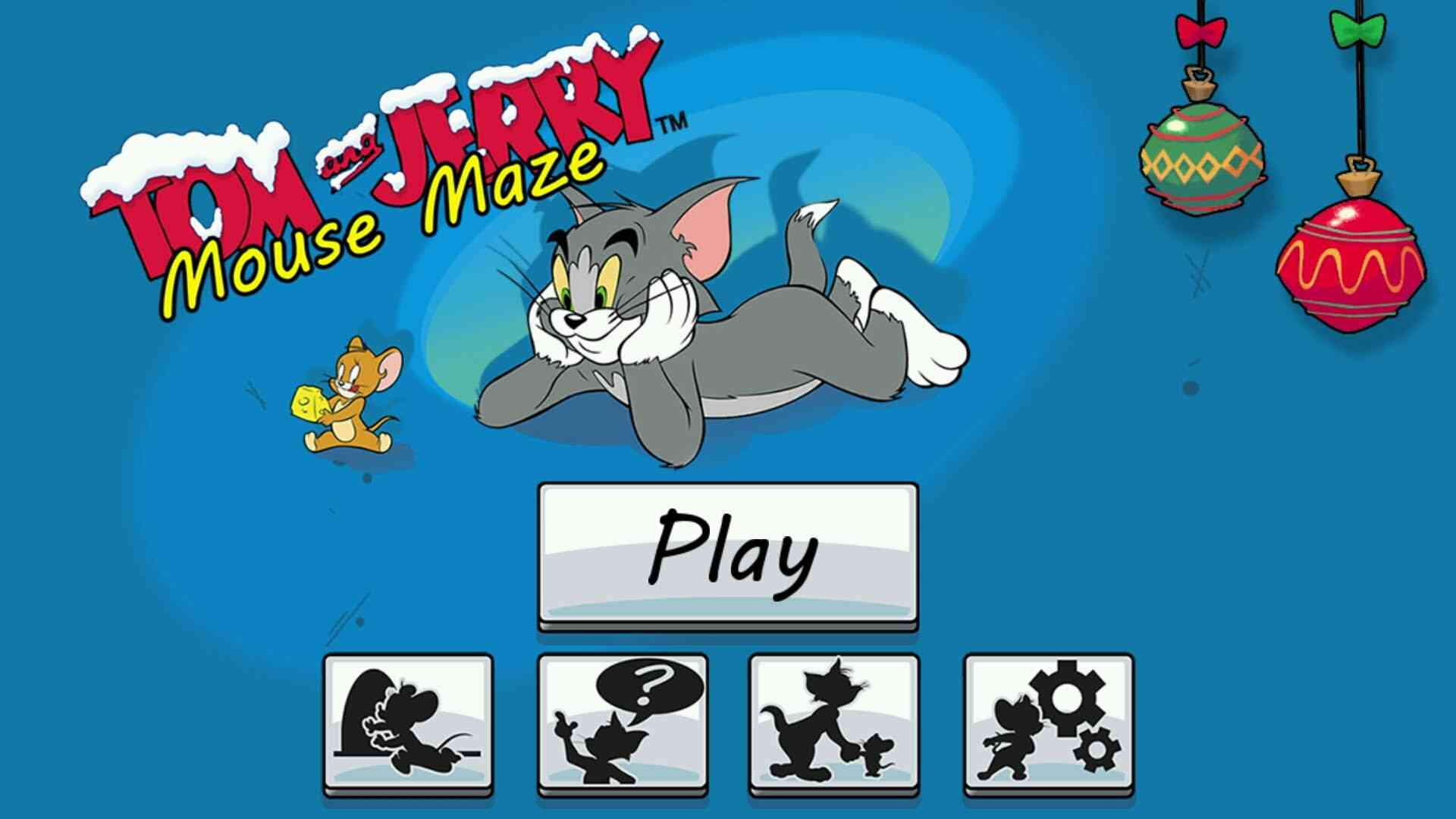 Tom & Jerry: Mouse Maze Android Gameplay - YouTube