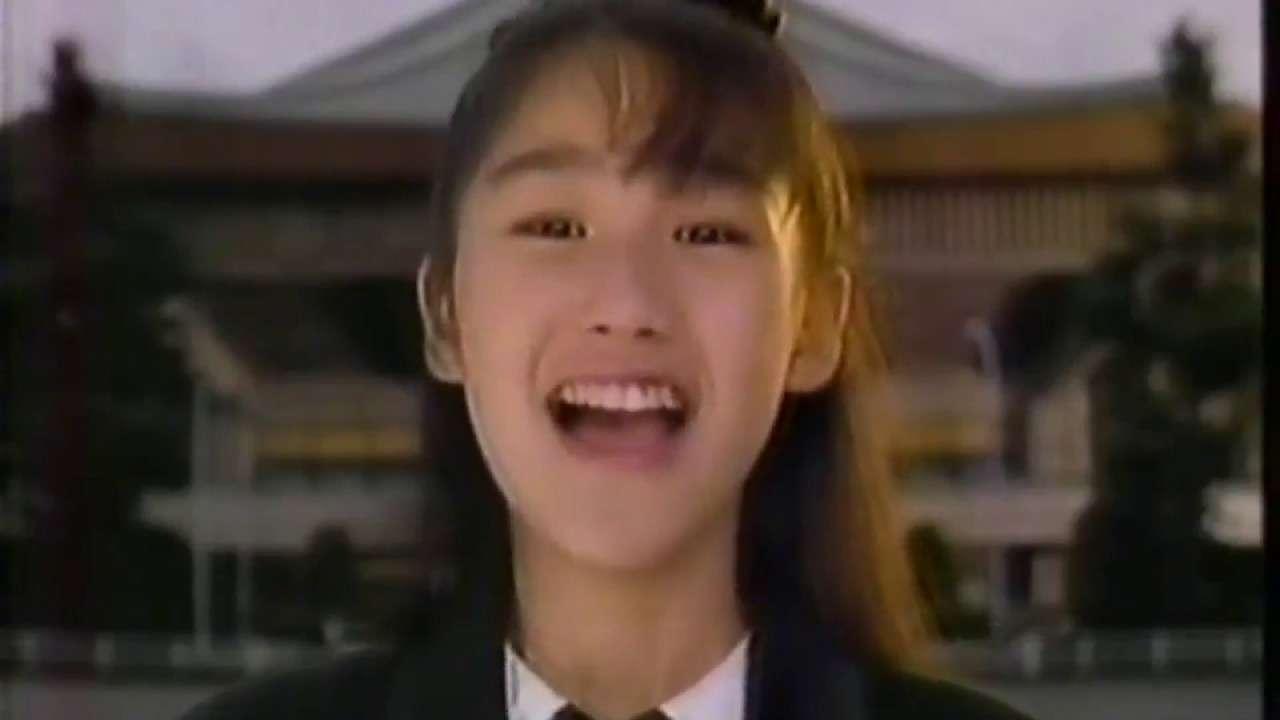 アイワ『シュトラッサー』 CM 【河田純子】 1988/11 - YouTube