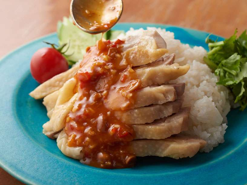 【画像】いろんな国のお米料理が集まるトピ