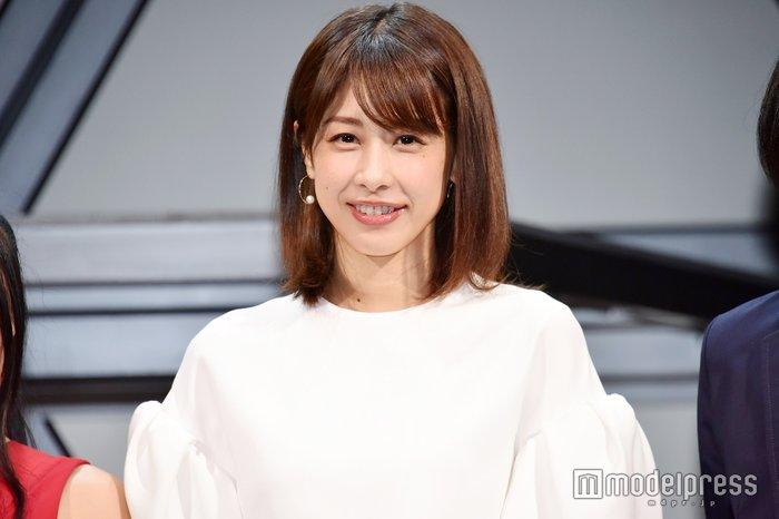 加藤綾子、インスタ開設 初投稿に「美しい」の声 - モデルプレス